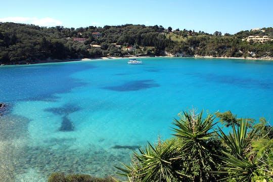 Insel-Bootstour Paxos und Antipaxos