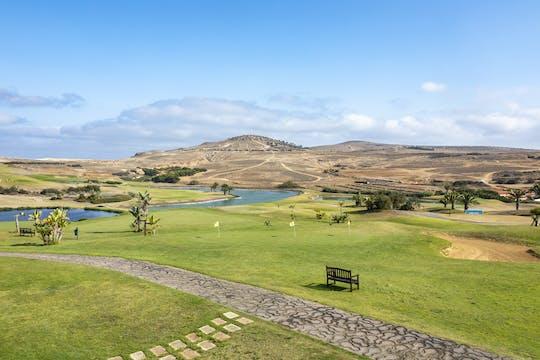Porto Santo Golfplatz