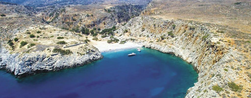 Chania Boat & Snorkeling Cruise