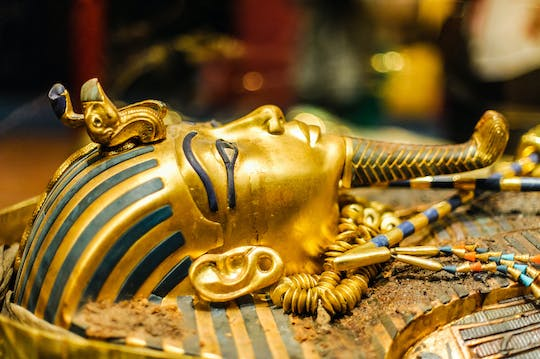 Skip-the-line tickets for 'Tutankhamun: tomb and treasures' exhibition