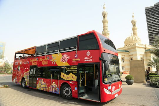 Hop-On Hop-Off Sharjah 24 or 48 Hours
