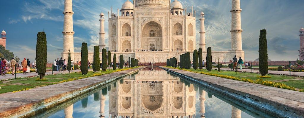 Full-day tour of Agra from Delhi