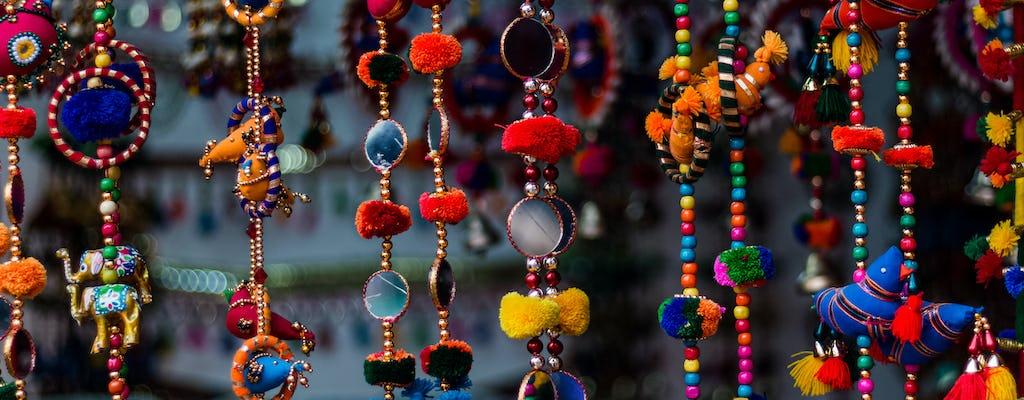 Полдня шоппинг-тур в Дели