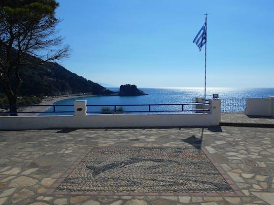 Visite de l'île de Samos au départ de l'est