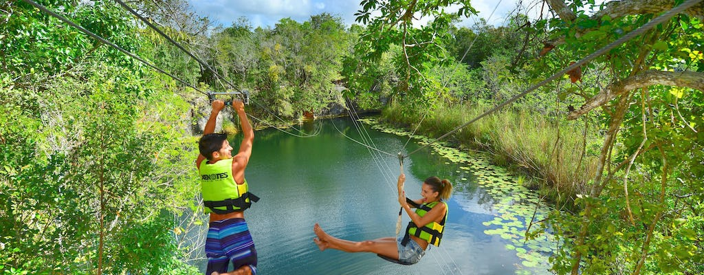Xcaret Archaeological Park – Ticket Only