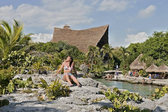 Xcaret Eco Archaeological Park Tour