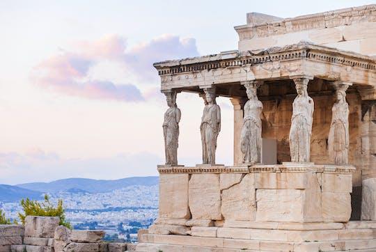 Visite d'Athènes au départ de Loutraki