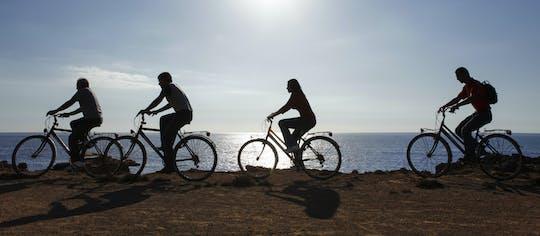 Tour en bicicleta por Cagliari