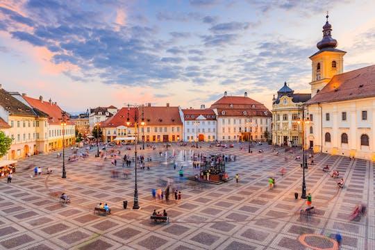Excursión de un día a Sibiu en Transilvania desde Bucarest