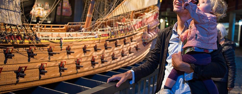 Visita guiada al Museo Vasa