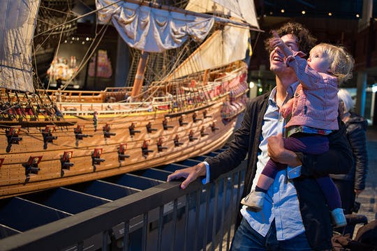 Vasa Museum guided tour