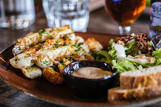 Wycieczka po wegetariańskie jedzenie w Sztokholmie