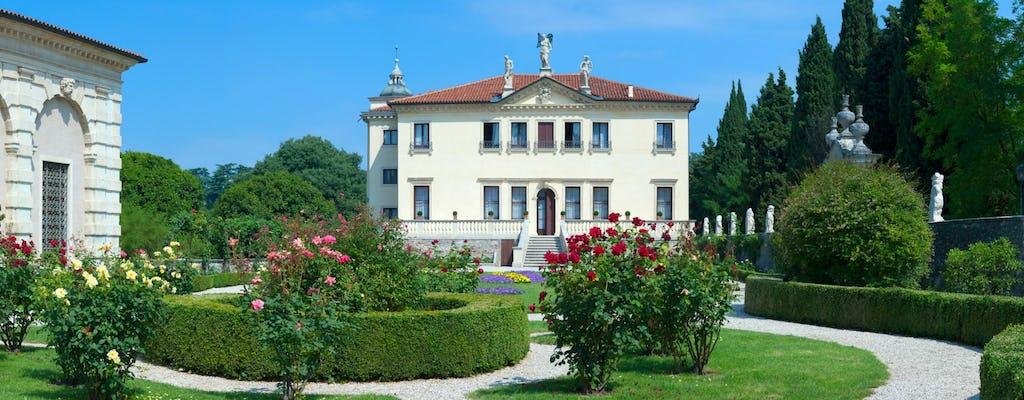 Entradas y visita guiada de Villa Valmarana ai Nani