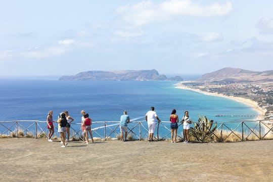 Tour de l'île Porto Santo