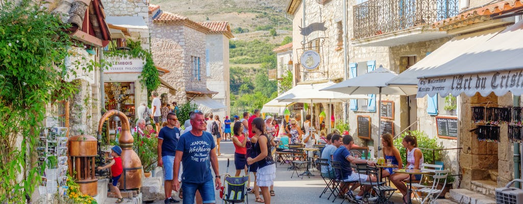 Tour of the perched villages and countryside of Provence