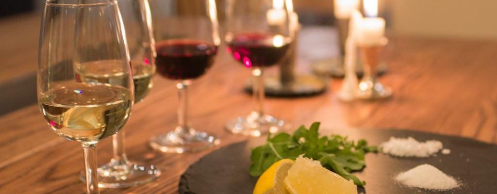 Experiencia de cata de vinos en Estocolmo