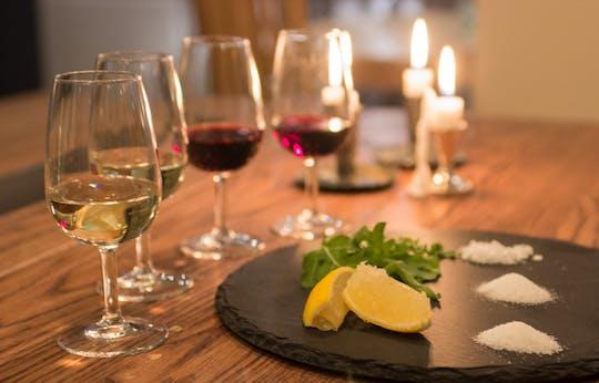 Experiência de degustação de vinhos em Estocolmo