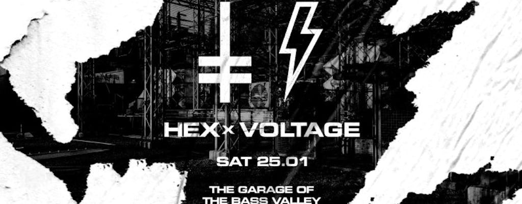Voltage X Hex: Cleric, Stephanie Sykes And More