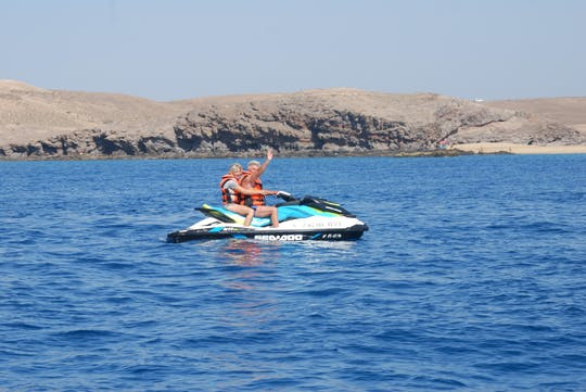 Playa Quemada Jet Ski Tour