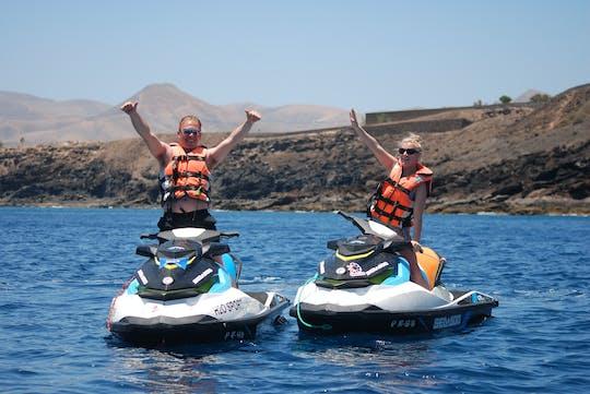 Papagayo Beach Jet Ski Tour