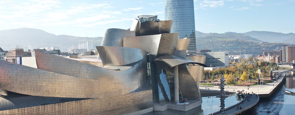 Tour All Iron Bilbao: Athletic Club e Guggenheim Museum