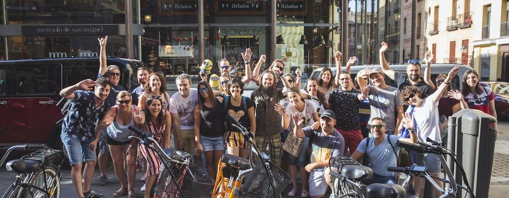 Essential Madrid bike or e-bike tour