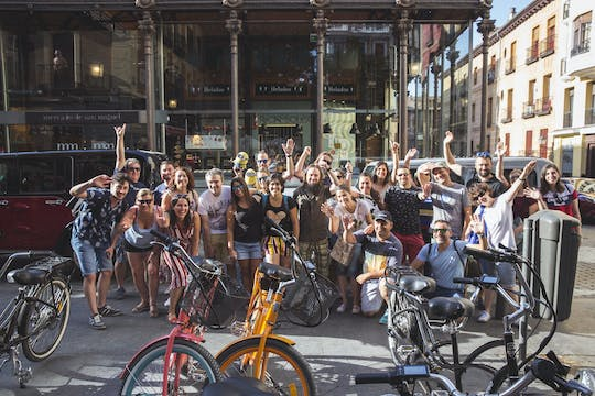 Essential Madrid bike or e-bike tour
