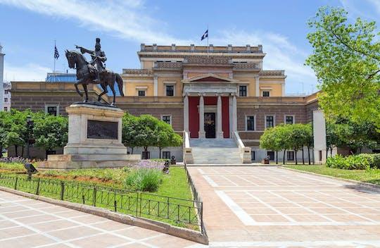 City tour and Acropolis Museum