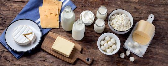 Visita a la fábrica de quesos de Santa Caterina con degustación