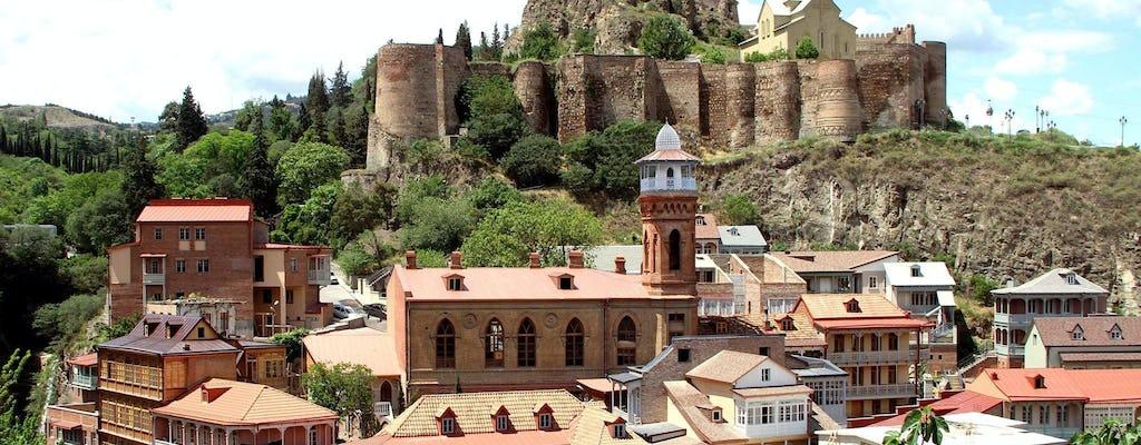Тбилиси частное фото тур