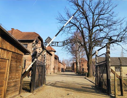 Аушвиц-Биркенау & Величке Соляная шахта в один день из Кракова