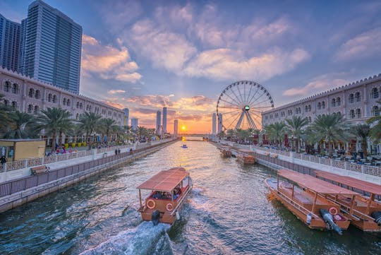 Tour pela cidade de Sharjah saindo de Dubai