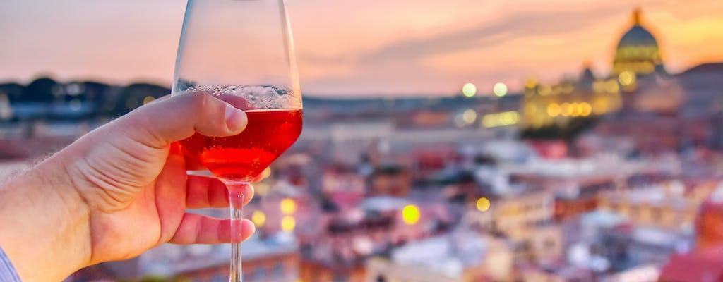 Kolacja w małej grupie z aperitivo i wizytą w piwnicy z winami