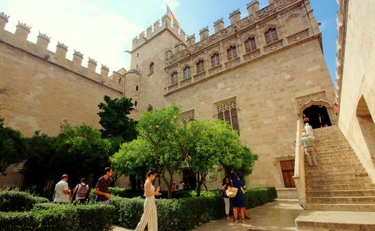 Tour de la seda de Valencia