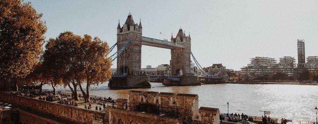 Отличный тур в Лондон на испанском языке