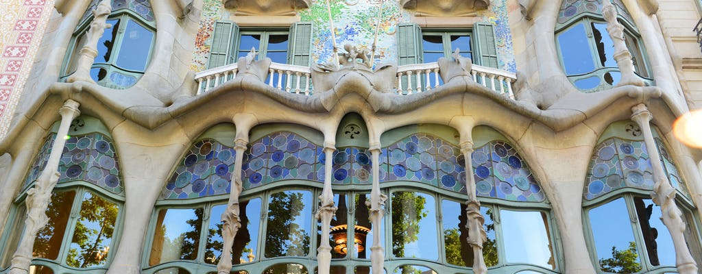 Casa Batlló - Be the First, early visit with videoguide