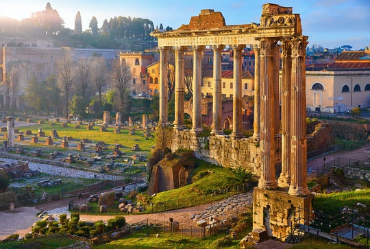 Ancient Rome multimedia video