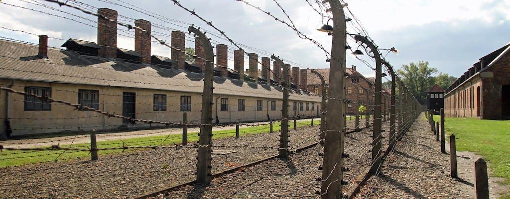 Auschwitz-Birkenau skip-the-line toegangsticket en officiële rondleiding