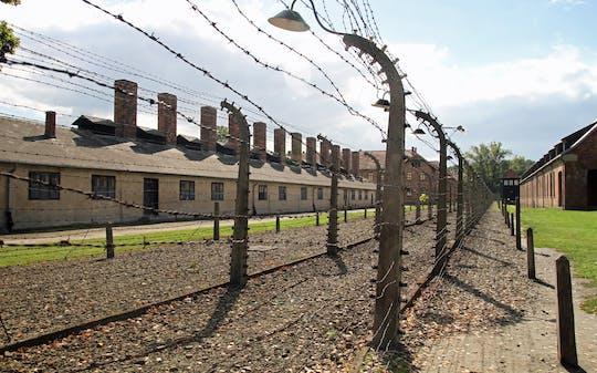 Entrada sin colas a Auschwitz-Birkenau y visita guiada oficial