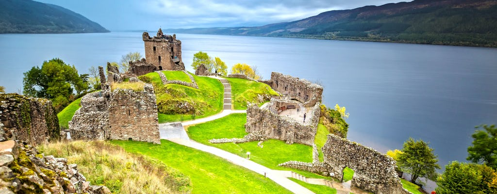 Loch Ness y The Highlands tour desde Inverness