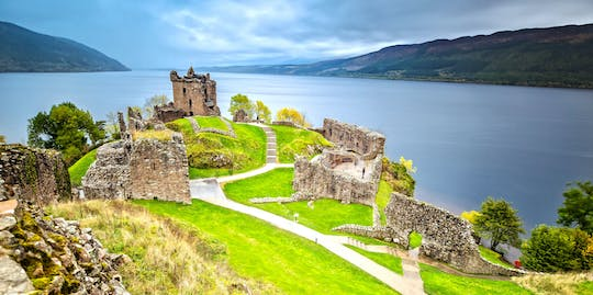 Tour di Loch Ness e The Highlands da Inverness