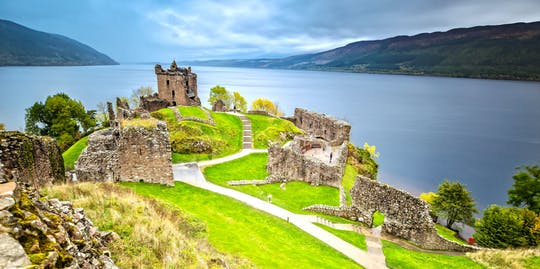 Loch Ness and The Highlands tour from Inverness