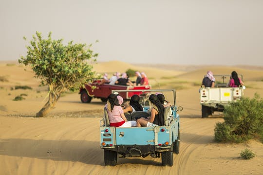 Heritage desert safari from Dubai