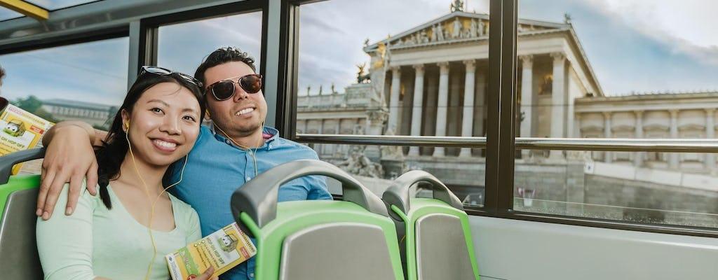 Royal Vienna 48-hour hop-on hop-off bus