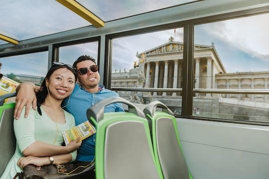 Autobus hop-on hop-off di 48 ore di Royal Vienna