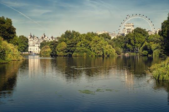 Panoramiczna wycieczka po Londynie po hiszpańsku