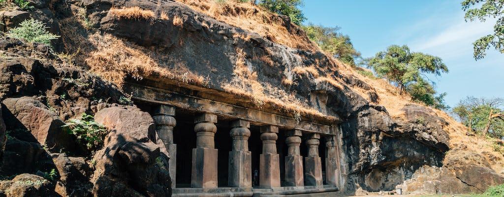 Elephanta Caves tour