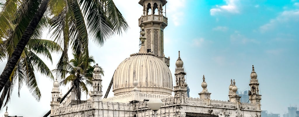 Świątynia i meczety zwiedzają Bombaj