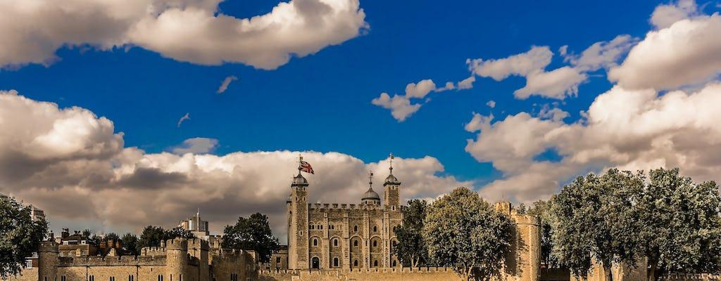 Tour histórico de Londres em espanhol