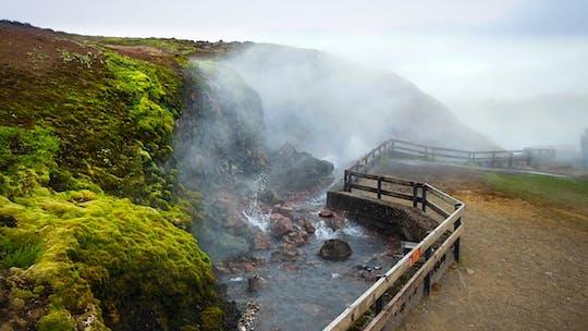Tour di un'intera giornata a Borgarfjörður nel cerchio d'argento